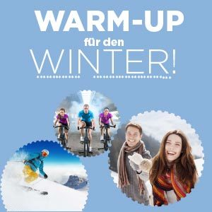 Warm up für den Winter